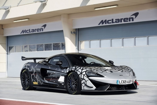 New McLaren 620R: what a £ 250,000 car looks like